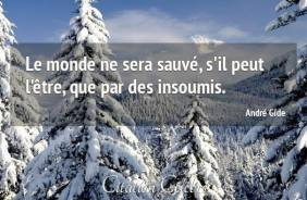 Citation GIDE