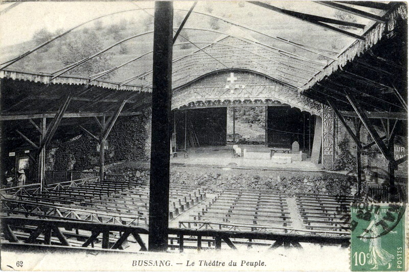 Théâtre du Peuple 8