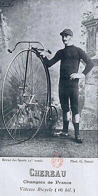 Bicycliste 1889 Wikipedia