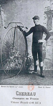 Bicycliste 1889 Wikipedia